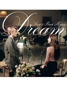 SUZY and Baek Hyun Single Album - DREAM CD