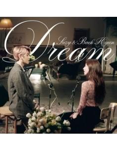 SUZY and Baek Hyun Single Album - DREAM CD