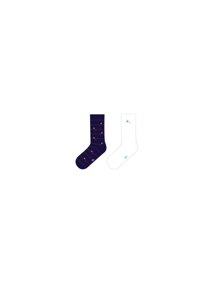 BTOB 2015 Concert : BORN TO BEAT TIME - Socks ( 2Kinds )