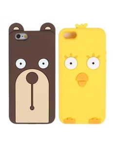 [IH113] Animal TPU Mobile Phone Case - for iphone