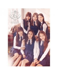 여자친구 (Girl Friend) 3rd Mini Album - SNOWFLAKE CD + Poster