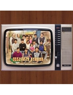 tvN Drama Answer to 1988  -  O.S.T CD Director's Version