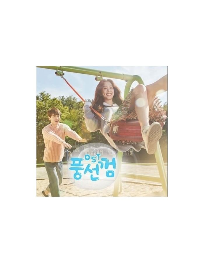 tvN Drama Bubble Gum O.S.T CD