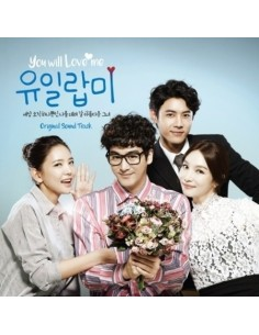 Drama You Will Love Me O.S.T CD