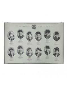 EXO - First Album XOXO Official Poster Hug Version