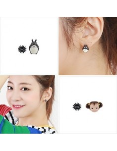 [AS104] Totoro Earring
