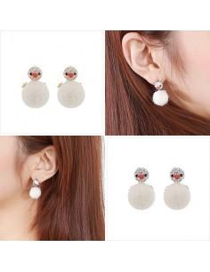 [AS115] Fiance Earring