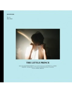 Super Junior Ryeo Wook 1st Mini Album - 어린왕자 The Little Prince CD + Poster