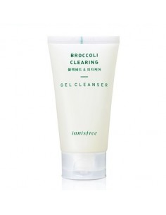 [INNISFREE] Broccoli Clearing Gel Cleanser 100ml
