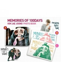 [Limited] JYJ Kim Jae Joong MEMORIES OF 100 DAYS (1Disc + 3 Photobook + 2 Poster + 10 Photocard + 1 Bookmark)