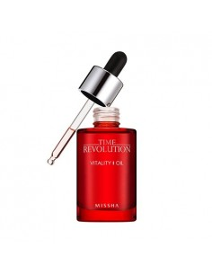 [MISSHA] Time Revolution Vitality Oil 30ml