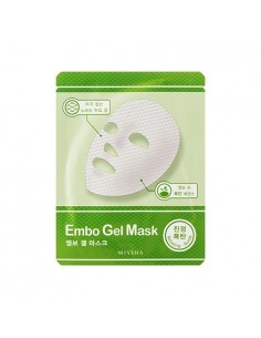 [ MISSHA ] Embo Gel Mask 30g (4Kinds)