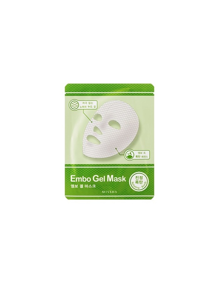 [ MISSHA ] Embo Gel Mask 30g (4Kinds)