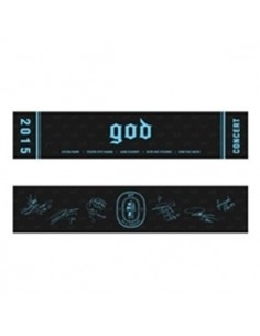[god Official Goods] god 2015 Concert - Slogan