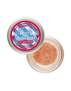 [ETUDE HOUSE] Berry Delicious Strawberry Lip Jam Treatment 15g