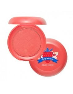 [ETUDE HOUSE] Berry Delicious Cream Blusher 6g