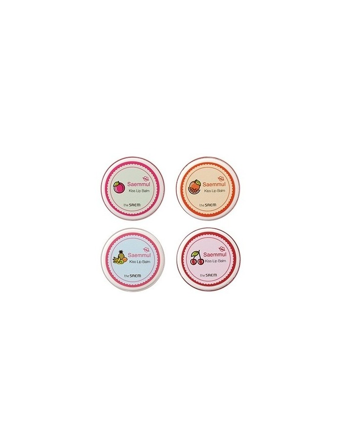 [the SAEM] Saemmul Kiss Lip Balm 7g