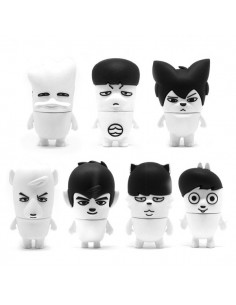 [Pre-Order] BTS HIPHOP MONSTER character USB - 8GB