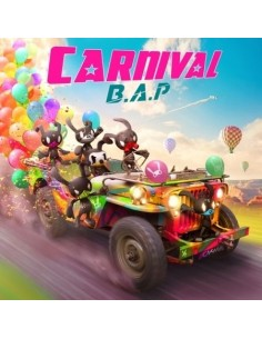 [Normal Version] B.A.P BAP 5nd Mini Album - CARNIVAL CD