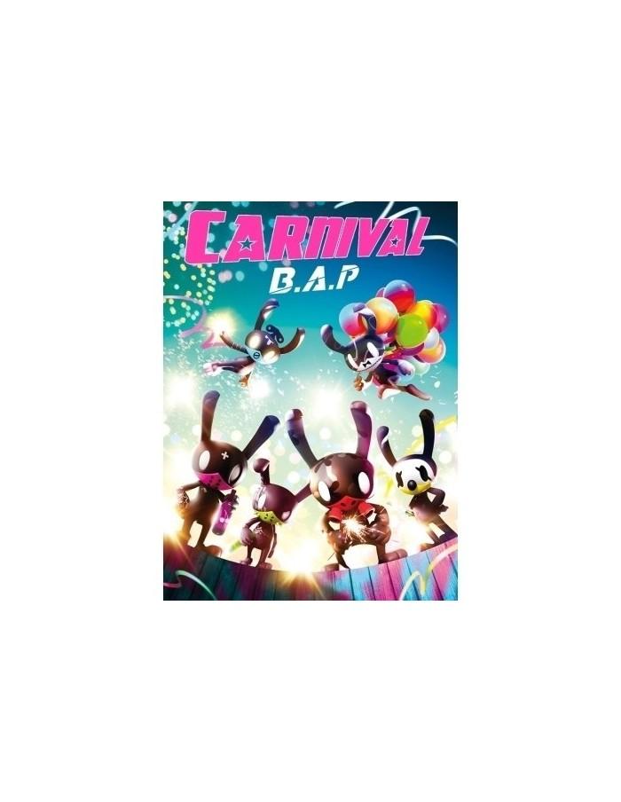 [Special Version] B.A.P 5th Mini Album - CARNIVAL CD + Poster