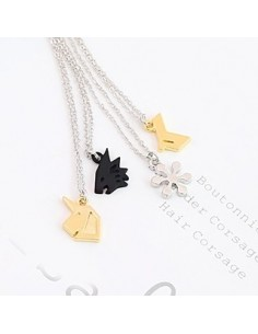 [EX236] EXO New Emblem Necklace