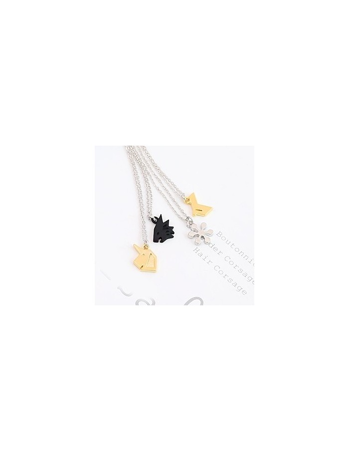 [EX236] EXO New Emblem Necklace