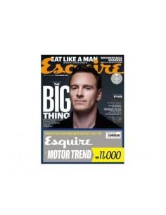 Magazine Esquire 2013-11 JYJ Kim Jae Joong