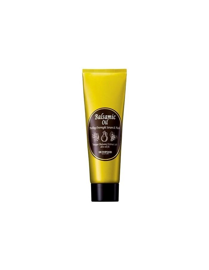 [Skin Food] Balsamic Oil Peeling Overnight Serum & Mask 80ml