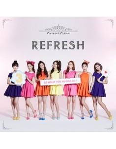 CLC Mini 3rd Album - REFRESH CD + Poster