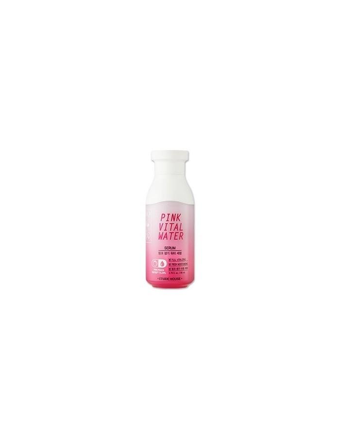 [ETUDE HOUSE] Pink Vital Water Serum 80ml