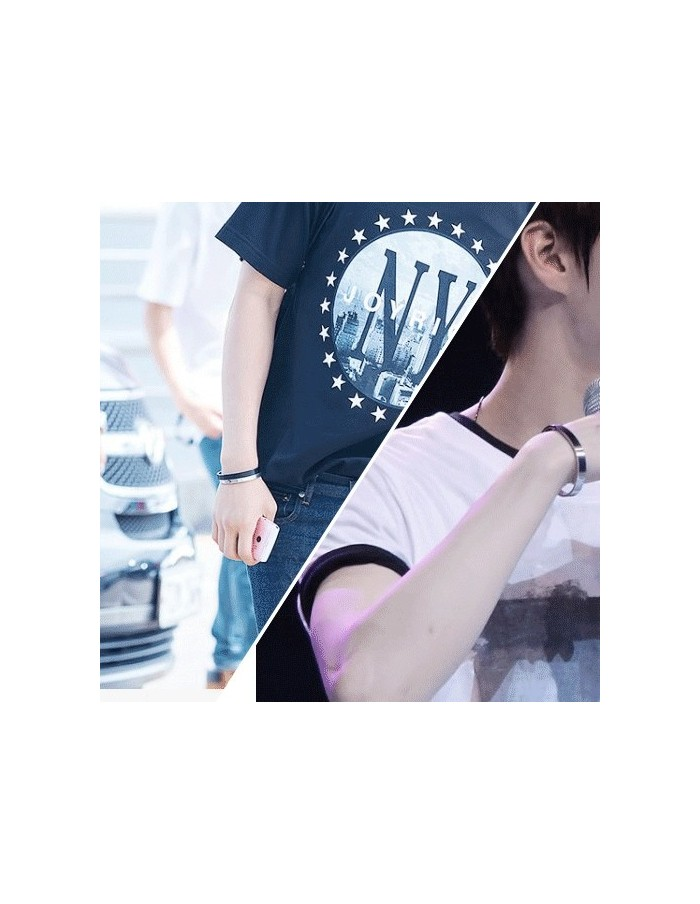[BS43] BTS EXO VIXX LeeTeuk Simply Bracelet