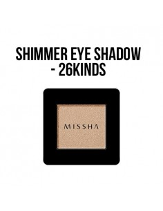 [ MISSHA ] Modern Shadow - Shimmer Version