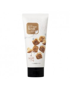 [Thefaceshop] Smart Peeling Honey Black Sugar Scrub 120ml