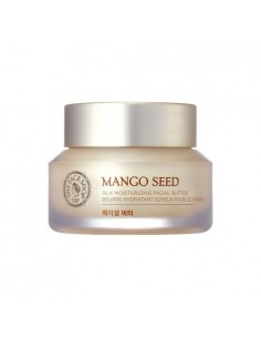 [Thefaceshop] Mango Seed Silk Moisturizing Facial Butter 50ml