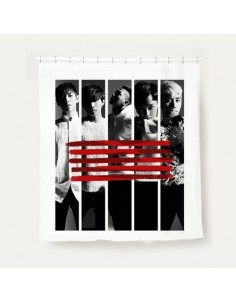 BIGBANG World Tour MADE Final In Seoul - Shower Curtain
