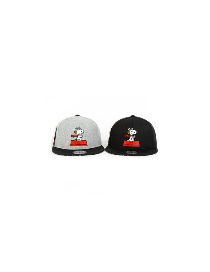 [CAP476] SNOOPY Air Flying Snapback