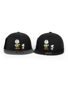 [CAP479] SNOOPY & Charlie Brown Snapback