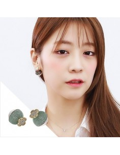[AS142] Blancs Earring