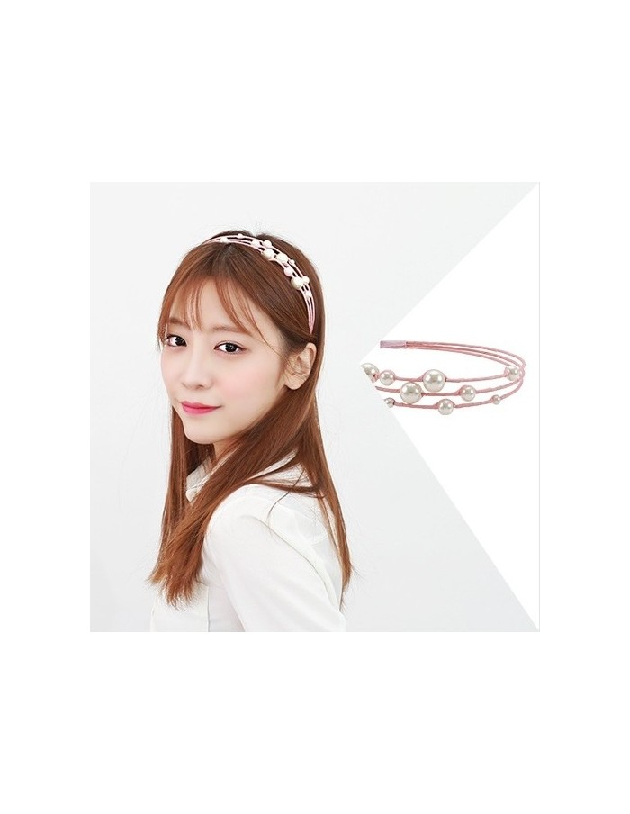 [AS156] Rolling Hairband