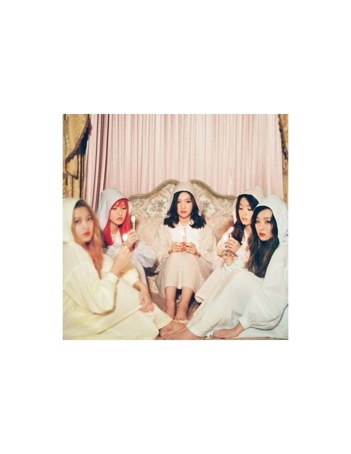 Red Velvet 2nd Mini Album - THE VELVET CD + Poster + photocards