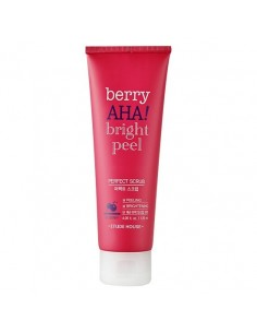 [ETUDE HOUSE] Berry AHA Bright Peel Perfect Scrub 120ml