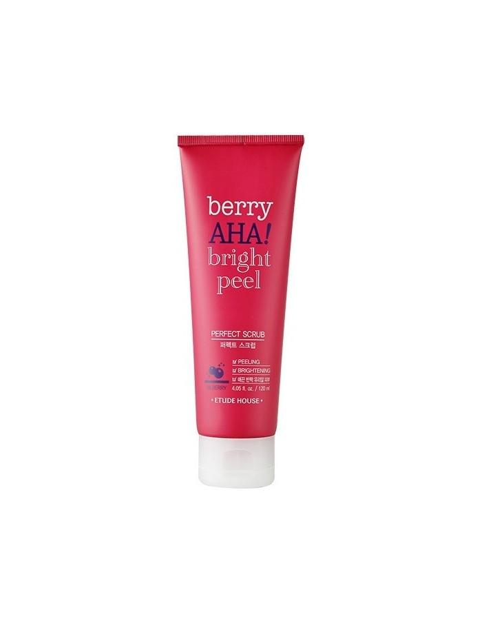 [ETUDE HOUSE] Berry AHA Bright Peel Perfect Scrub 120ml