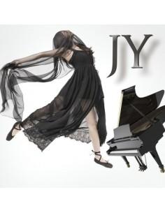 JY (Kang Ji Young) 1st Single Album - The Last Farewell (最後のサヨナラ)
