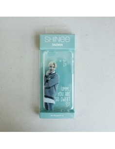SHINEE iPhone Case : Contents Day Version