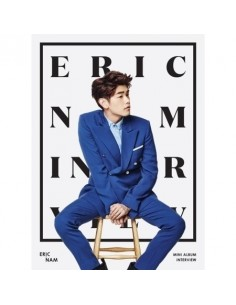 Eric Nam 2nd Mini Album - INTERVIEW CD + Poster