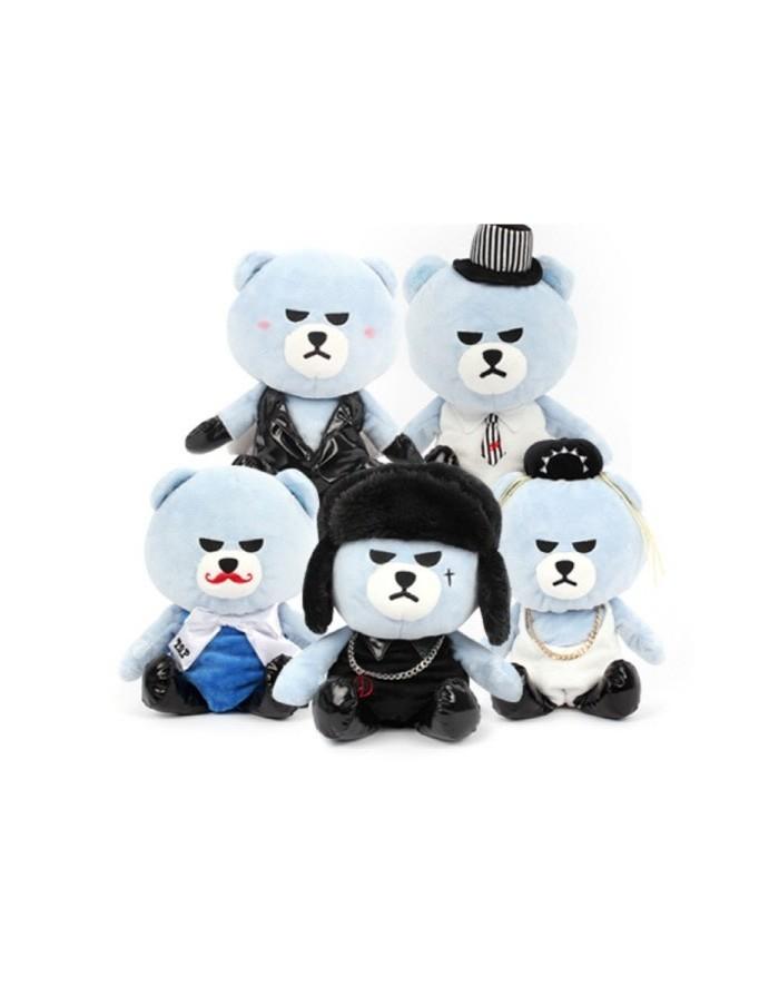BIGBANG X KRUNK plush toy +a ver2