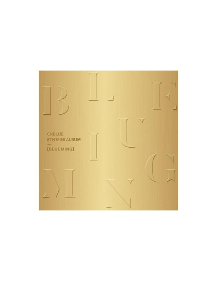 CNBLUE 6th Mini Album - BLUEMING CD + Poster