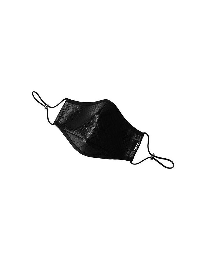 [SAKUN] A-UNDER SNAKE MASK(BLACK)