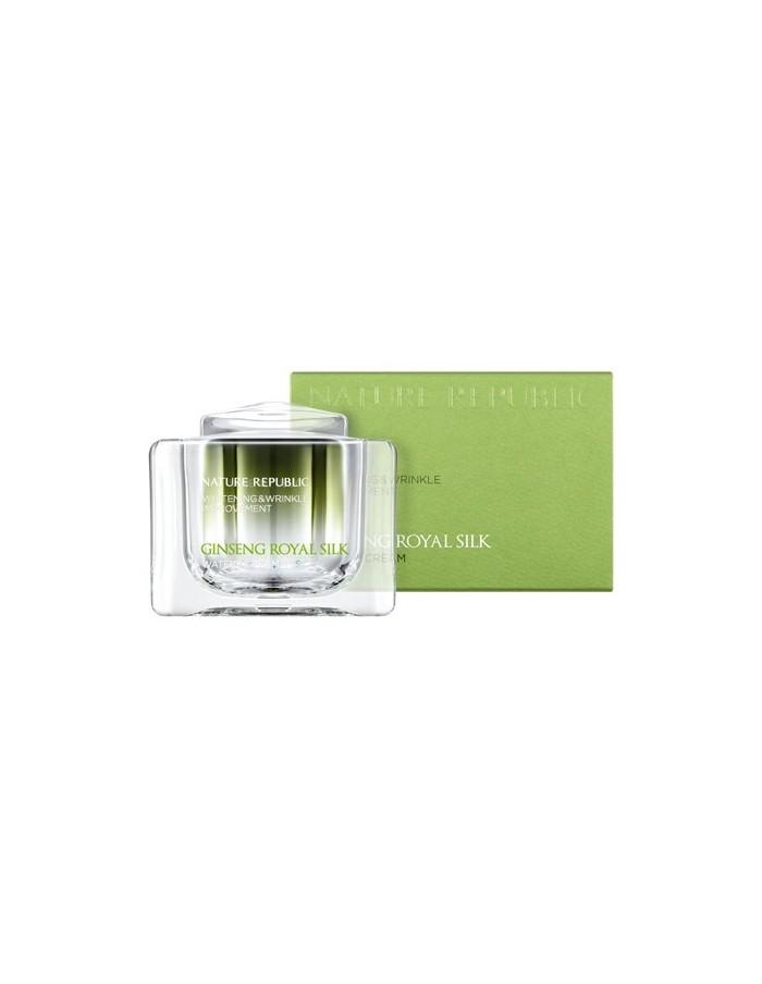 [ Nature Republic ] GINSENG ROYAL SILK Watery Cream 60g