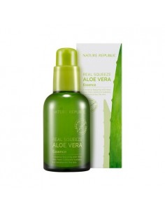 [ Nature Republic ] Real Squeeze Aloe Vera Essence 50ml